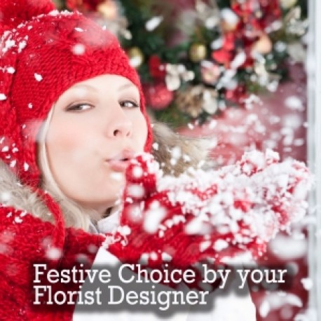 Florist Choice Christmas Flowers