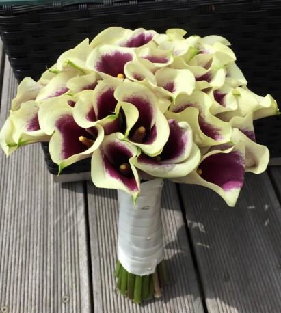 Calla Lillie Brides bouquet