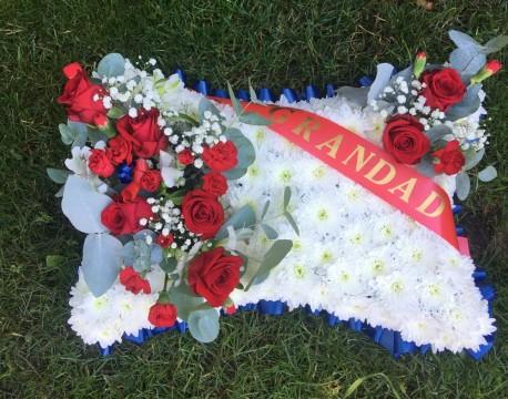 Grandad Funeral Pillow
