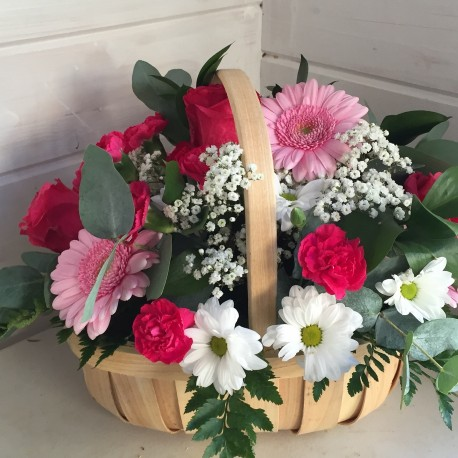 A flower Basket that Delights