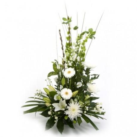 Funeral Basket Arrangments