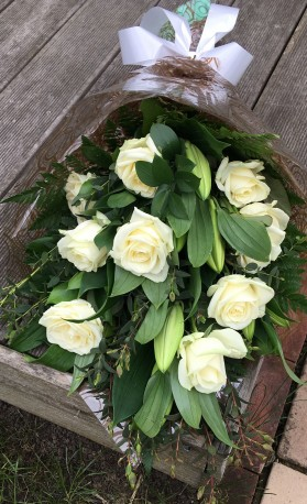 Funeral Baskets-Sprays and Sheafs
