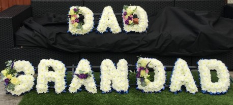 Dad/Grandad Funeral Letter bundle