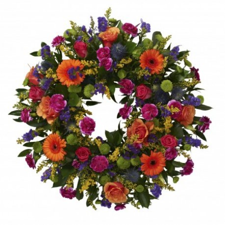 Funeral Wreaths and Posy Pads