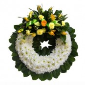 Massed Sympathy Wreath