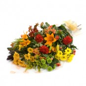 Warm Heart Funeral Bouquet