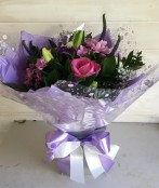 Lilac Enchantment Flower bouquet