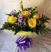 Vibrant Hand Tied