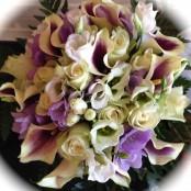 Brides loose Bouquet