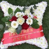 Deluxe Funeral Pillow